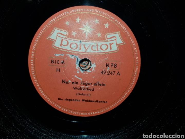 Discos de pizarra: Antiguo lote de discos de pizarra - Foto 9 - 205570978