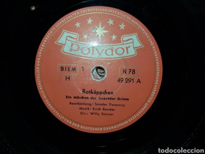 Discos de pizarra: Antiguo lote de discos de pizarra - Foto 10 - 205570978