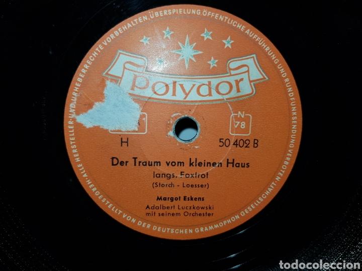 Discos de pizarra: Antiguo lote de discos de pizarra - Foto 11 - 205570978