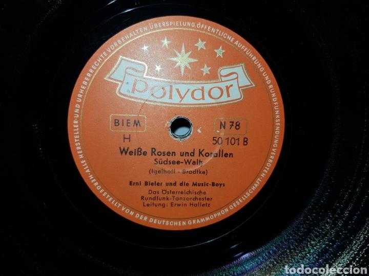 Discos de pizarra: Antiguo lote de discos de pizarra - Foto 12 - 205570978