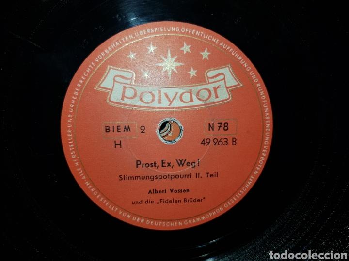 Discos de pizarra: Antiguo lote de discos de pizarra - Foto 14 - 205570978