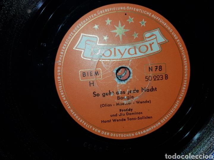 Discos de pizarra: Antiguo lote de discos de pizarra - Foto 20 - 205570978