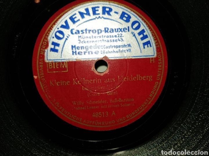 Discos de pizarra: Antiguo lote de discos de pizarra - Foto 26 - 205570978