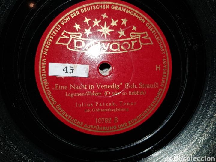 Discos de pizarra: Antiguo lote de discos de pizarra - Foto 28 - 205570978