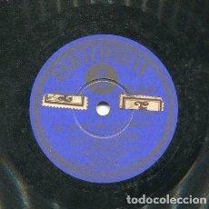 Discos de pizarra: NIÑO MADRID Y NIÑO SEVILLA / YO LE TIRO AL CORAZON /EL QUERER QUE ME HAS.. (PARLOPHONE B. 25.498. Lote 205573195