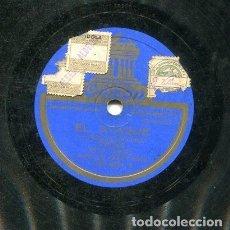 Discos de pizarra: BELLA DORITA / EL ATAQUE / LA VASELINA (ODEON 183.691). Lote 205648710