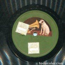 Discos de pizarra: NIÑO DEL MUSEO / Y EL UN FANDANGO ESCUCHO / CON MI POTRO CORDOBES (GRANOFONO AE 2902). Lote 205759850