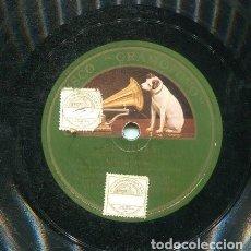 Discos de pizarra: NIÑO DEL MUSEO / ESTABAS CONMIGO EN DUDA / YO SALI DE MADRUGADA (GRAMOFONO AE 2904). Lote 205759967