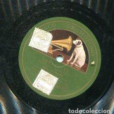 Discos de pizarra: NIÑO DEL MUSEO / VOY EN CALESA / CUANDO COBRE LA SEMANA (GRAMOFONO AE 2901). Lote 205760133