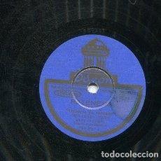 Discos de pizarra: NIÑA DE LOS PEINES / LAS DOCE ME DIERON / QUISIERA YO RENEGAR (ODEON 182.561). Lote 205764041