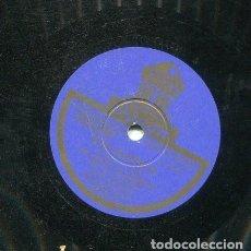 Discos de pizarra: NIÑA DE LOS PEINES / NO TE HE DAO MOTIVO / MI CAMINO ES PASAJERO (ODEON 182.511). Lote 205764253