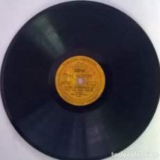 Discos de pizarra: CATHIE'S BAND. OLD SCOTCH SONGS/ GIVE YOURSELF A PAT ON THE BACK. THE VICTORY, UK PIZARRA 7'' 78 RPM. Lote 206185611