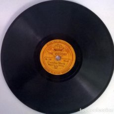Discos de pizarra: BILLY HAYMAN. I'LL ALWAYS BE IN LOVE WITH YOU/ CORNELIUS MARCH, THE VICTORY UK 1929 PIZARRA 7'' 78 R. Lote 206185945