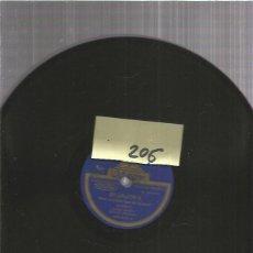 Discos de pizarra: GUERRITA GUAJIRA. Lote 206229822