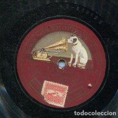 Discos de pizarra: NIÑA DE LOS PEINES / SEVILLANAS Nº 2 / TANGOS (GRAMOPHONE G.C.3-63022). Lote 206253132