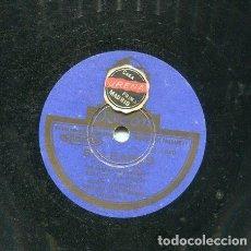 Discos de pizarra: NIÑA DE LOS PEINES / NO TE HE DAO MOTIVO / MI CAMINO ES PASAJERO (ODEON 182.511). Lote 206255518