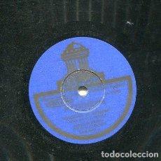Discos de pizarra: NIÑA DE LOS PEINES / PETENERA / LAS DOCE ME DIERON (ODEON 182.561). Lote 206255691
