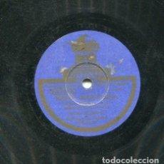 Discos de pizarra: NIÑA DE LOS PEINES / TU LLEVAS UNA CRUZ AL CUELLO / TANGO DE CADIZ (ODEON 182.524). Lote 206256800