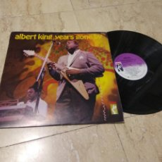 Discos de pizarra: ALBERT KING ?– YEARS GONE BY- 1984-ESPAÑA- HISPAVOX ?– (50)150081- RHYTHM & BLUES,FUNK SOUL. Lote 206315921