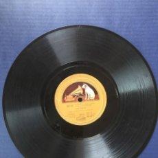Discos de pizarra: DISCO PIZARRA DE JOTAS. LOLA CABELLO Y JOSÉ MONCLÚS. Lote 207006265