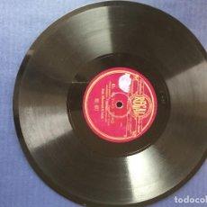 Discos de pizarra: DISCO PIZARRA JOTAS. VILLAFRANCA Y COTELO. Lote 207006957