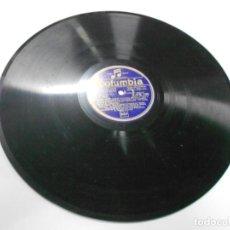 Discos de pizarra: ANTIGUO DISCO PIZARRA. Lote 207034795