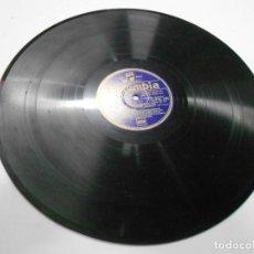 Discos de pizarra: ANTIGUO DISCO PIZARRA. Lote 207034873