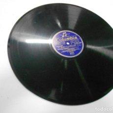Discos de pizarra: ANTIGUO DISCO PIZARRA. Lote 207035045