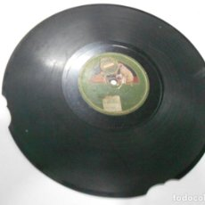 Discos de pizarra: ANTIGUO DISCO PIZARRA. Lote 207035095