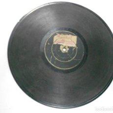 Discos de pizarra: ANTIGUO DISCO PIZARRA. Lote 207035191