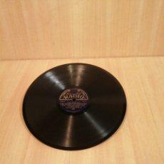 Discos de pizarra: BAND OF H.M SCOTS GUARDS..8'' SHELLAC. ENGLAND 1931.. Lote 207090066