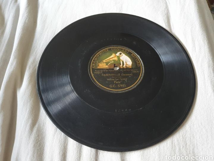 78 RPM SARASATE (Música - Discos - Pizarra - Flamenco, Canción española y Cuplé)