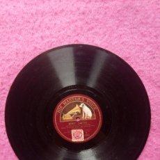"Discos de pizarra: 10"" JACK HYLTON AND HIS ORCHESTRA - LOUISE / HONEY - HMV B 5663 - 78 RPM (EX-). Lote 207239318"