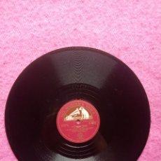Discos de pizarra: XAVIER CUGAT AND HIS WALDORF ASTORIA ORCHESTRA – LA CUMPARSITA / AUTO CONGA - HMV B 9072 (EX) 78RPM. Lote 207239916