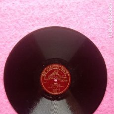 Discos de pizarra: PERRY COMO - THAT'S THE BEGINNING OF THE END / SONATA - HMV BD 1193 (EX-) 78 RPM. Lote 207240296