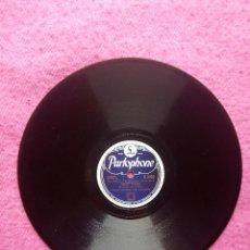 """Discos de pizarra: 10"""" WOODY HERMAN & HIS ORCHESTRA – CALDONIA / GOOSEY GANDER - PARLOPHONE R 2990 (VG++) PIZARRA. Lote 207247590"""