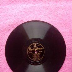 Discos de pizarra: XAVIER CUGAT & LENA ROMAY – I, YI, YI, YI, YI (I LIKE YOU VERY MUCH) / CHICA CHICA BOOM -PARLOPHONE. Lote 207248270