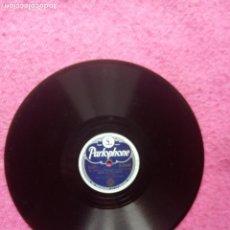 Discos de pizarra: BILLY PENROSE QUARTET – BOOGIE IN THE GROOVE / LAZY BOOGIE - PARLOPHONE R 2968 (EX) PIZARRA 78 RPM. Lote 207248986