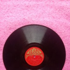 Discos de pizarra: ELLA FITZGERALD - MY HEART BELONG TO DADDY / THAT WAS MY HEART - DECCA RD 40094 (EX) PIZARRA 78 RPM. Lote 207249752