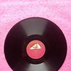 Discos de pizarra: XAVIER CUGAT AND HIS WALDORF-ASTORIA ORCHESTRA – NUEVA CONGA / RUMBA RUMBERO - HMV B 9126 (EX-). Lote 207249948