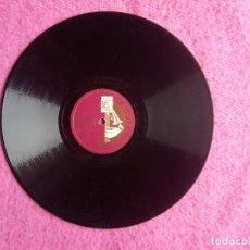 Discos de pizarra: ARTIE SHAW - BEDFORD DRIVE / TABU - HMV B 9454 (EX) PIZARRA - 78 RPM. Lote 207249986