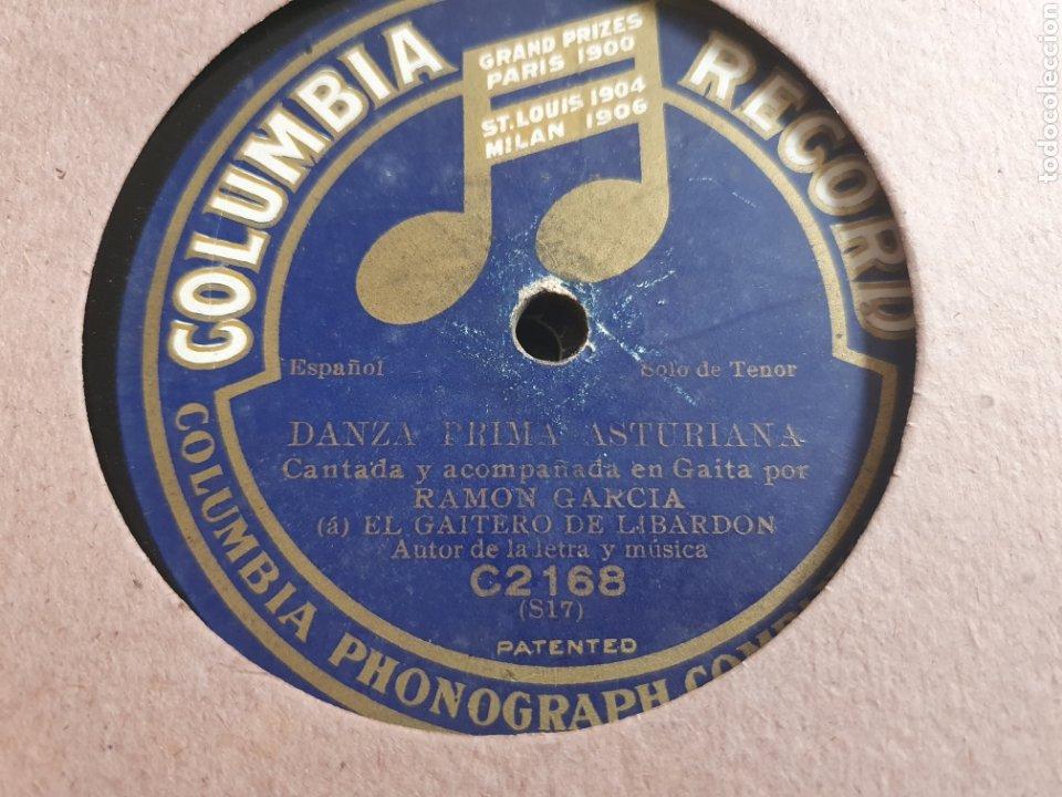 RAMÓN GARCIA GAITERO DE LIBARDON (Música - Discos - Pizarra - Flamenco, Canción española y Cuplé)