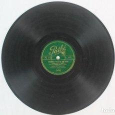 Discos de pizarra: DISCO DE PIZARRA PATHE. FRANCIA -- GEORGES GUETARY. Lote 207417438