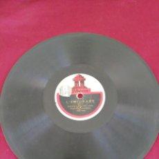 Discos de pizarra: L' EMIGRANT / L' HEREU RIERA. CANÇO CATALANA. Lote 207494097