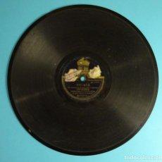 Discos de pizarra: CANALEJAS DE PUERTO REAL. GUITARRA ESTEBAN DE SANLÚCAR. BULERÍAS / FANDANGOS. Lote 207556613