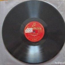 Disques en gomme-laque: GRACIA DE TRIANA / CASTAÑUELA / VILLANCICOS DE TRIANA (COLUMBIA R 14279). Lote 208807125