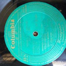 Discos de pizarra: GLENN MILLER : MÚSICA Y LÁGRIMAS. Lote 209019768