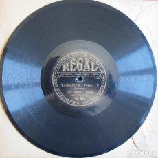 Discos para gramofone: MANUEL VALLEJO / TARANTA Nº 2 / MEDIA GRANADINA (REGAL RS 385). Lote 209136336