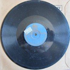 Discos para gramofone: MANUEL VALLEJO / LA BARRIGA VACIA / BULERIAS (ODEON 182.624). Lote 209140752