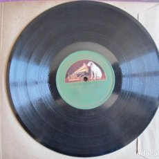 Discos de pizarra: MANUEL VALLEJO / FANDANGO DE VALLEJO / MEDIA GRANADINA (GRAMOFONO AE 1676). Lote 209315615